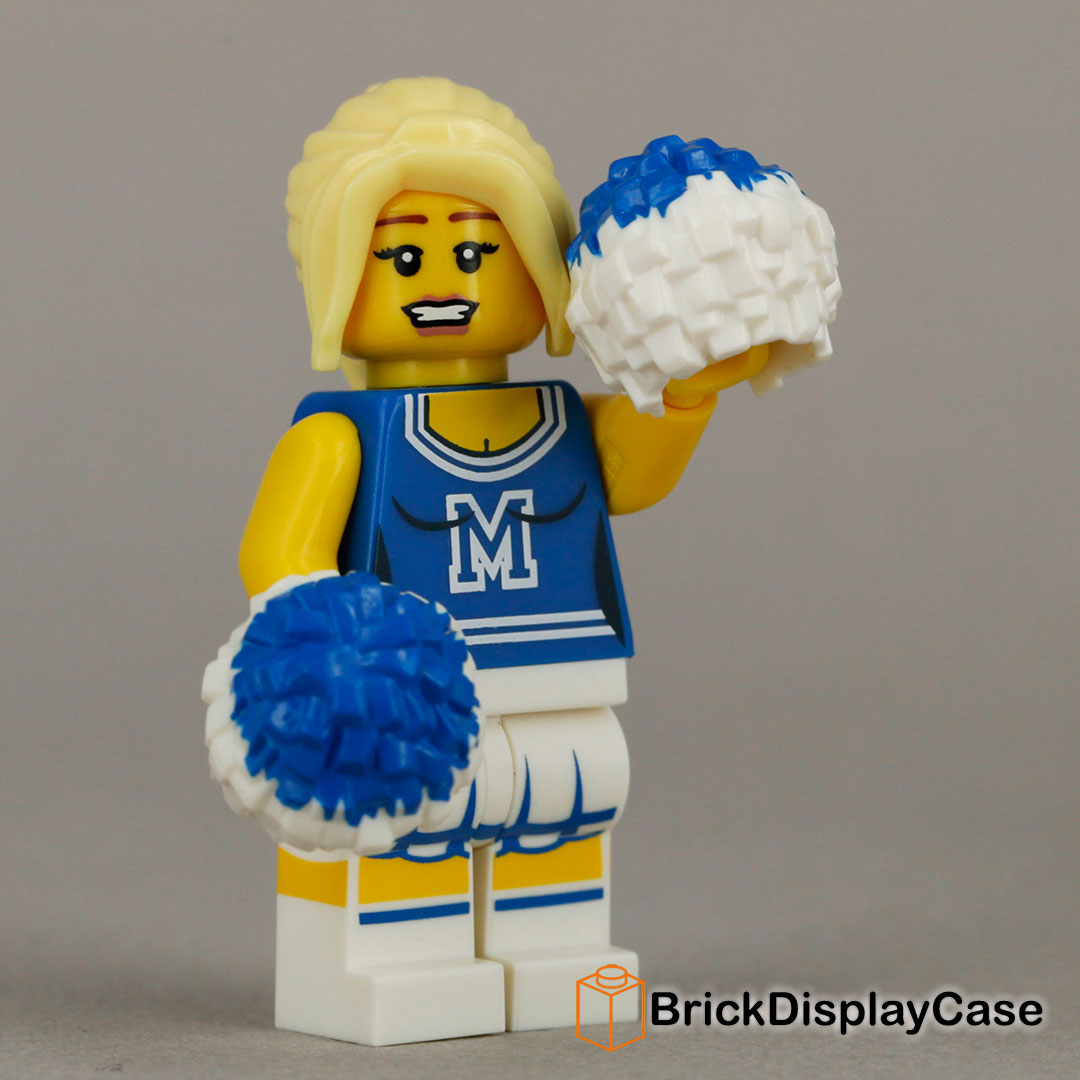 Cheerleader - 8683 Lego Minifigures Series 1