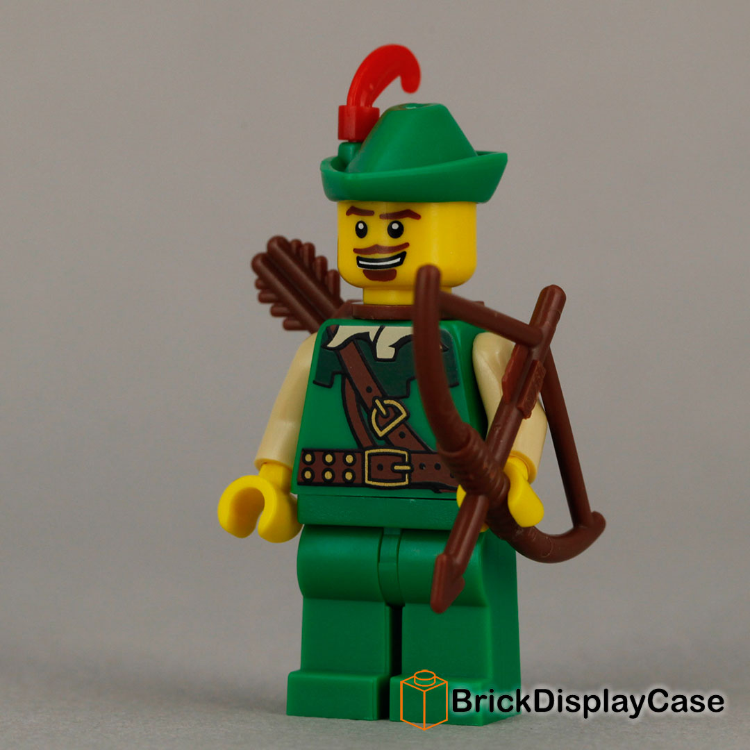 Forestman - 8683 Lego Minifigures Series 1