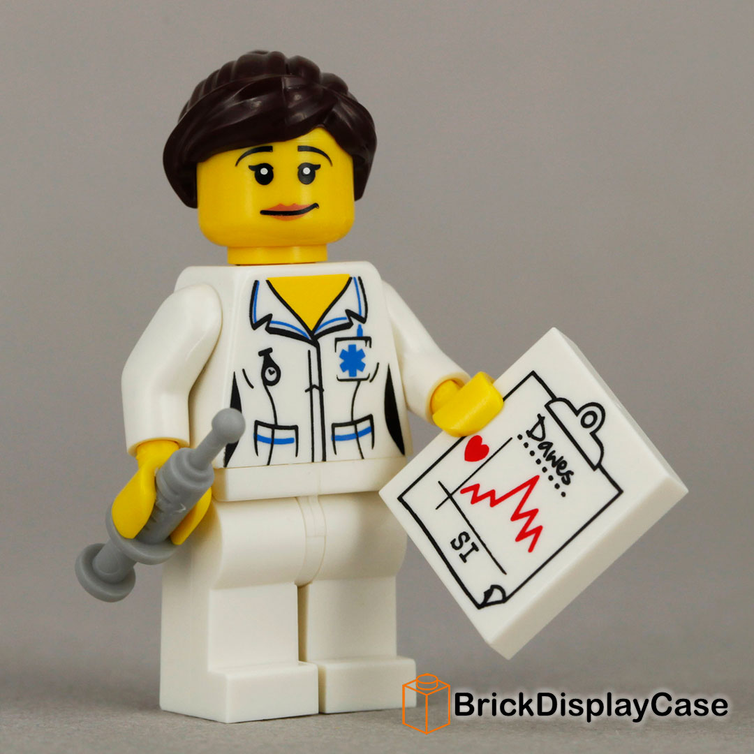 Nurse - 8683 Lego Minifigures Series 1