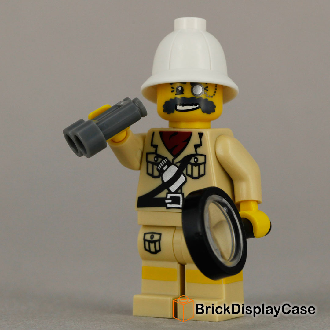 Explorer - 8684 Lego Minifigures Series 2