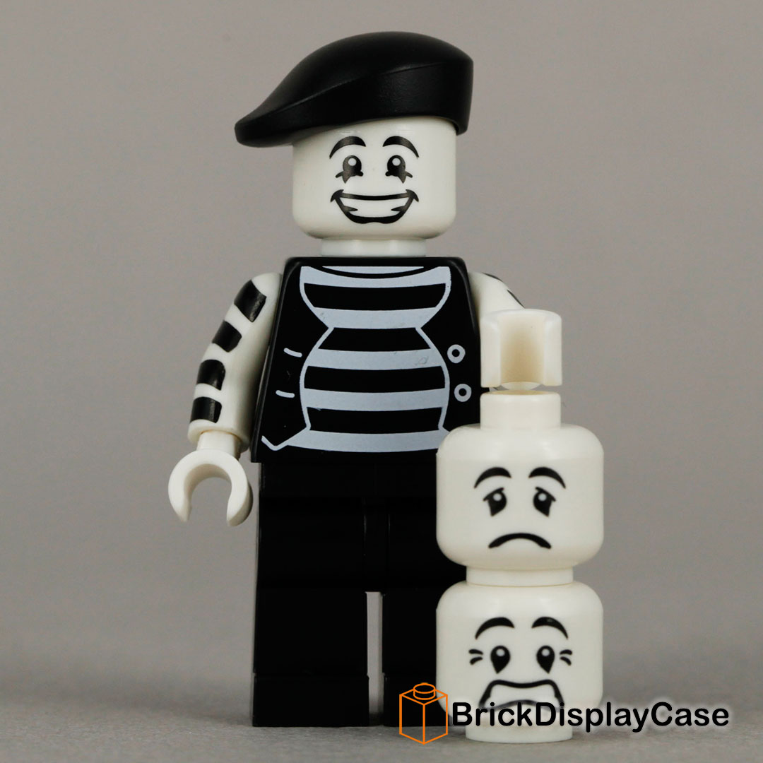 Mime - 8684 Lego Minifigures Series 2