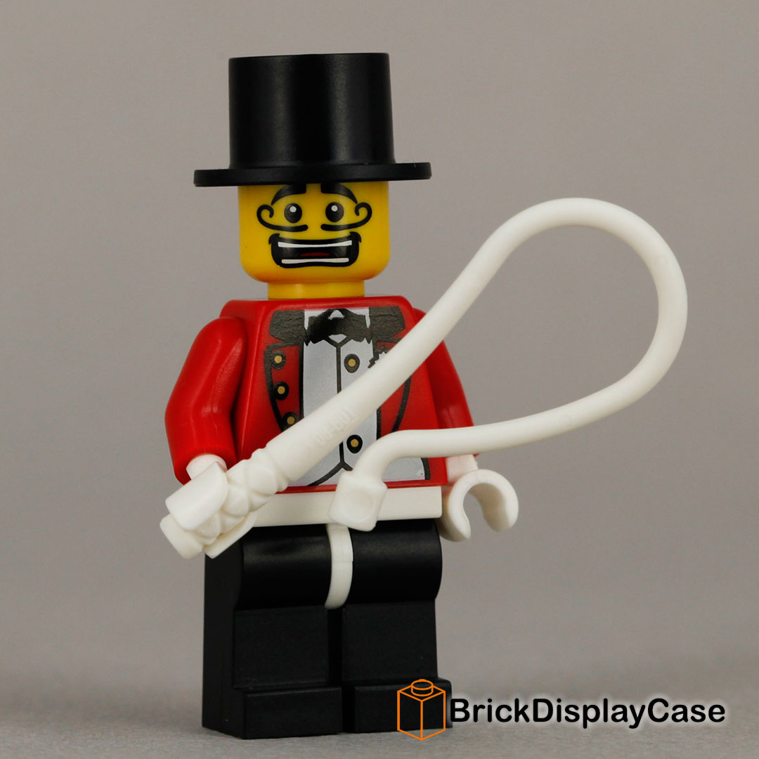 Ring Master NEW Lego Minifigure 8684 Series 2