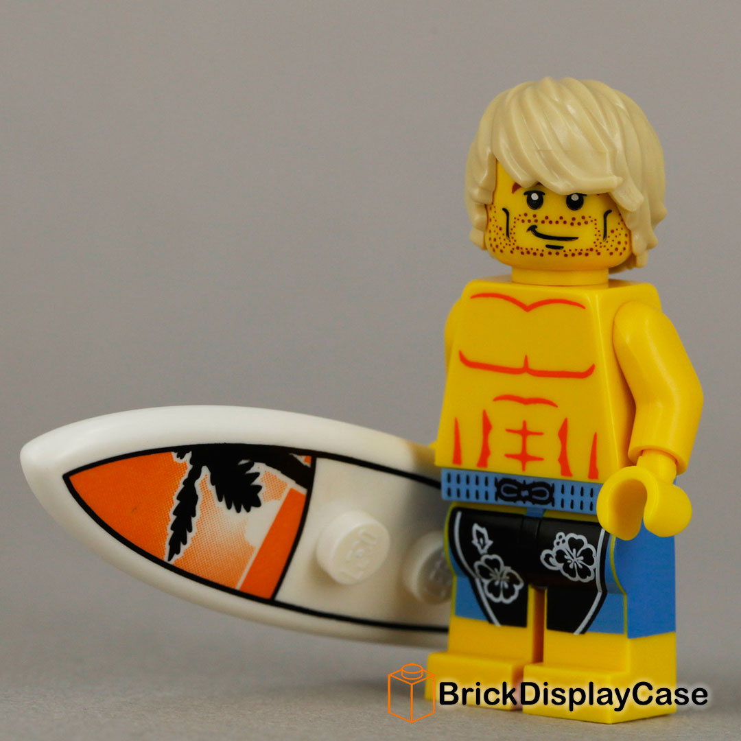 Surfer - 8684 Lego Minifigures Series 2