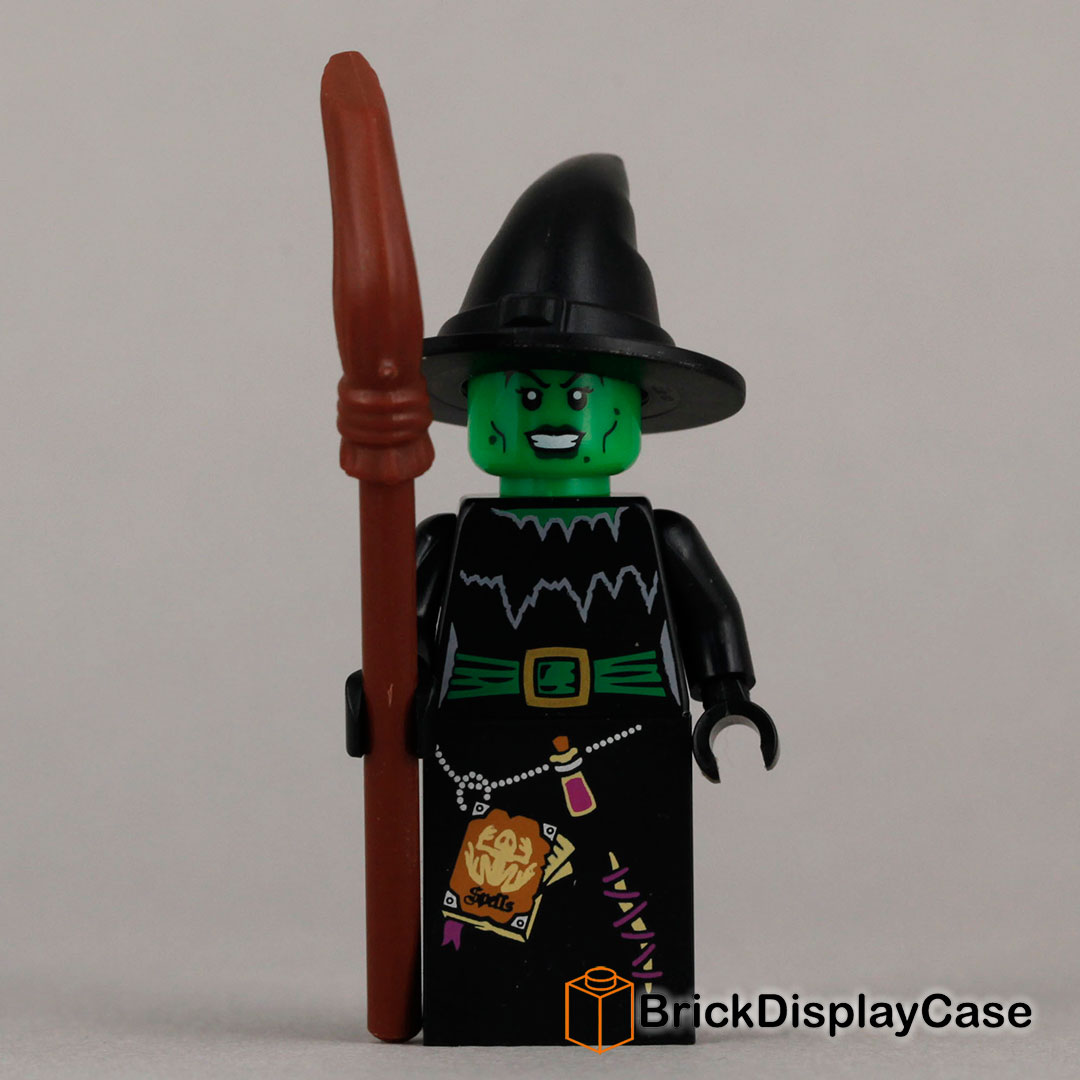 Witch - 8684 Lego Minifigures Series 2