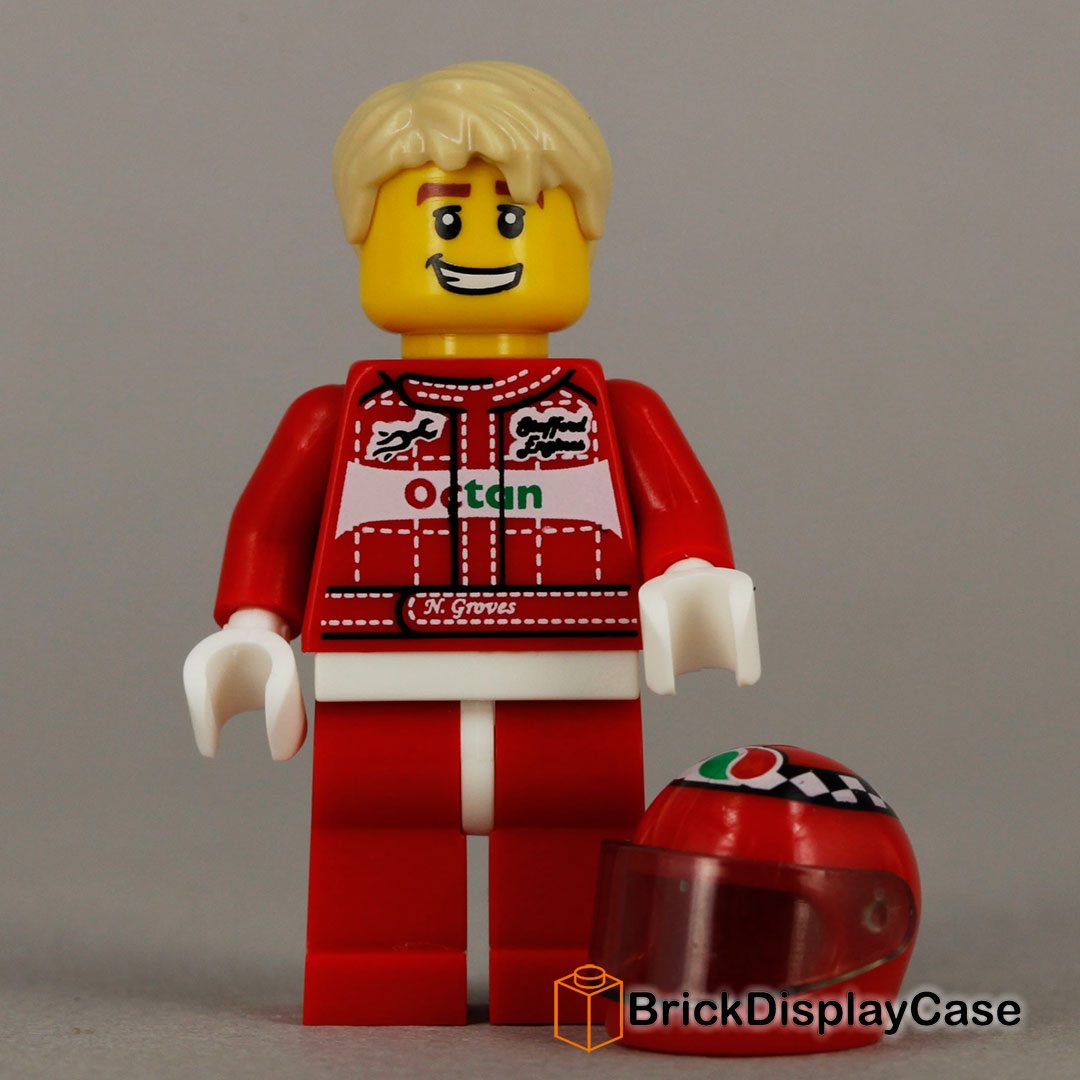 Race Car Driver - 8803 Lego Minifigures Series 3