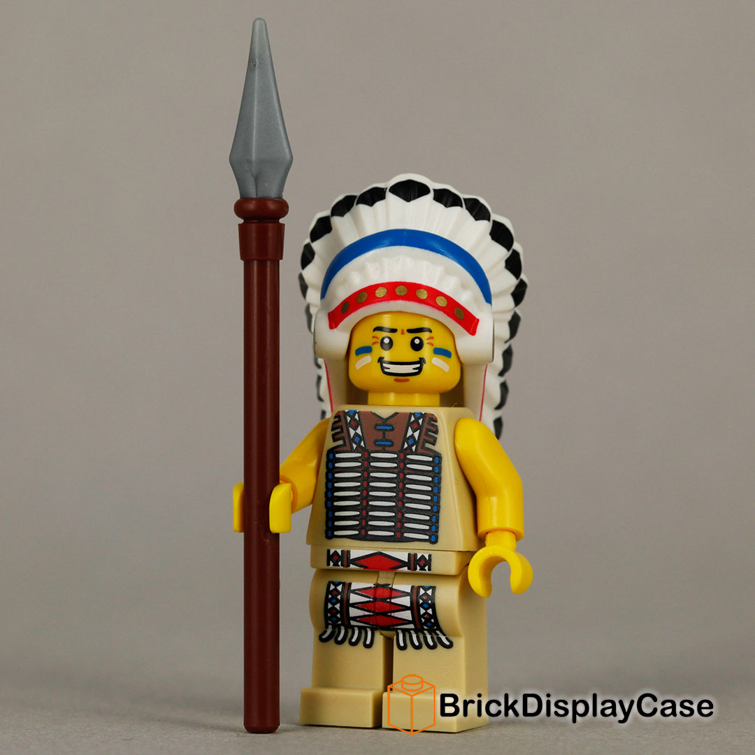 Tribal Chief - 8803 Lego Minifigures Series 3