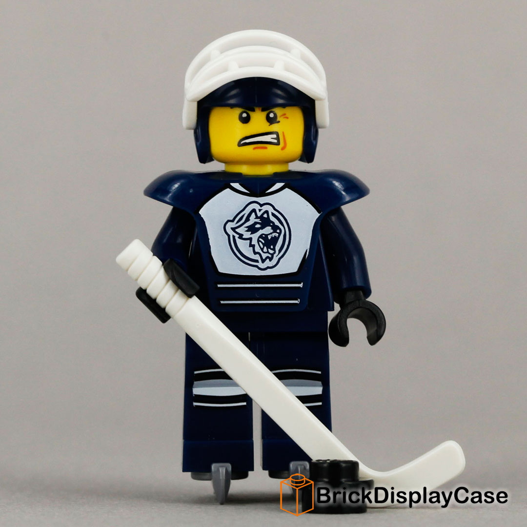 Hockey Player - 8804 Lego Minifigures Series 4