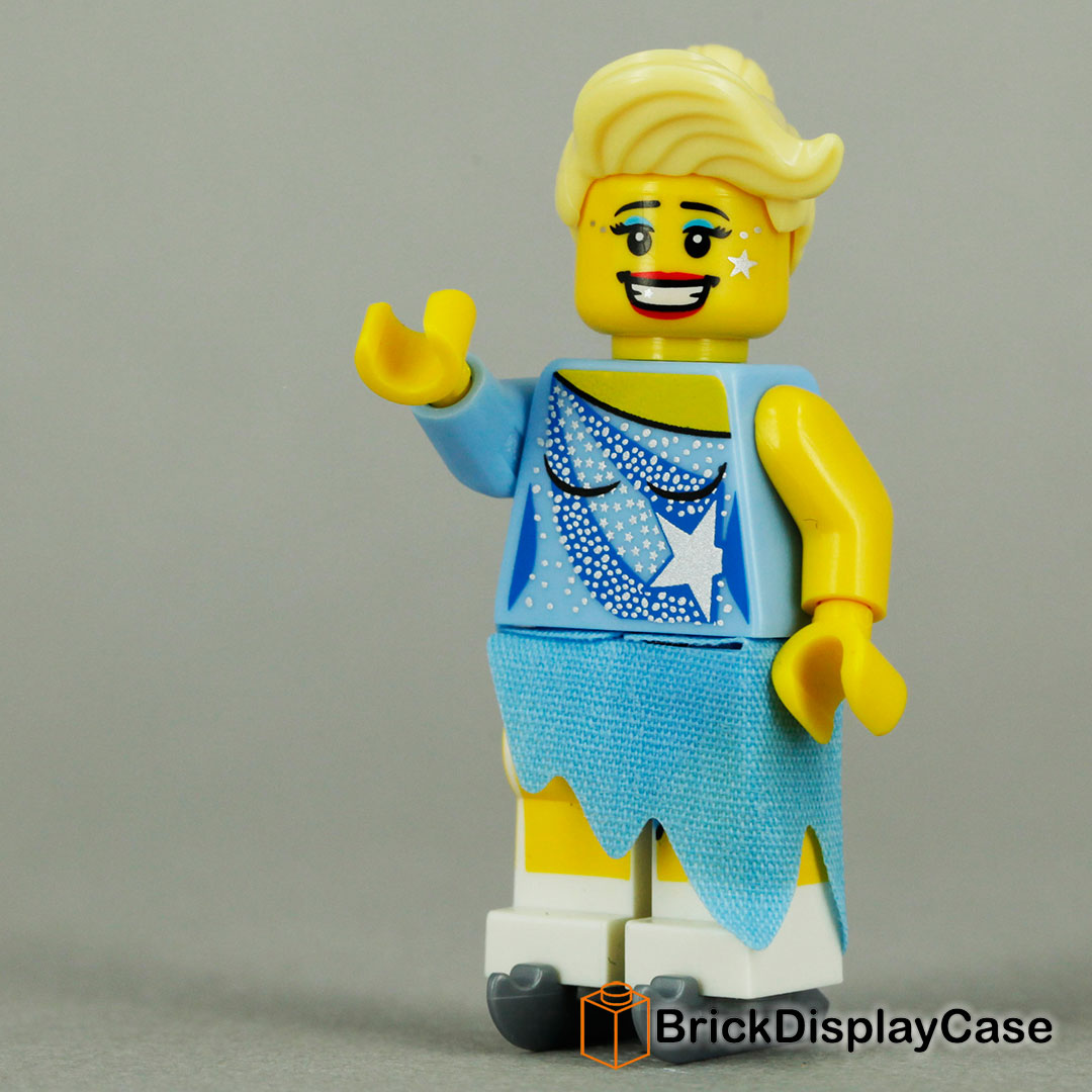 Ice Skater - 8804 Lego Minifigures Series 4