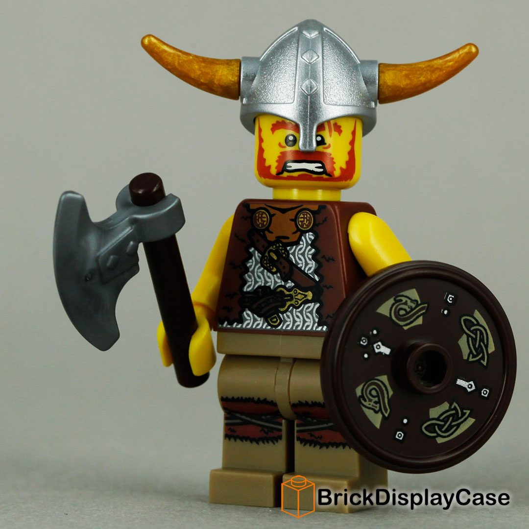 Viking - 8804 Lego Minifigures Series 4