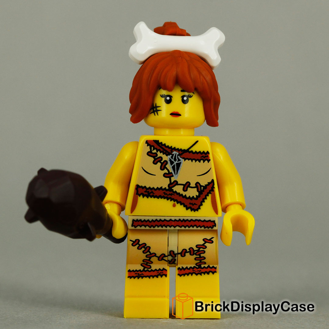 Cave Woman - 8805 Lego Minifigures Series 5