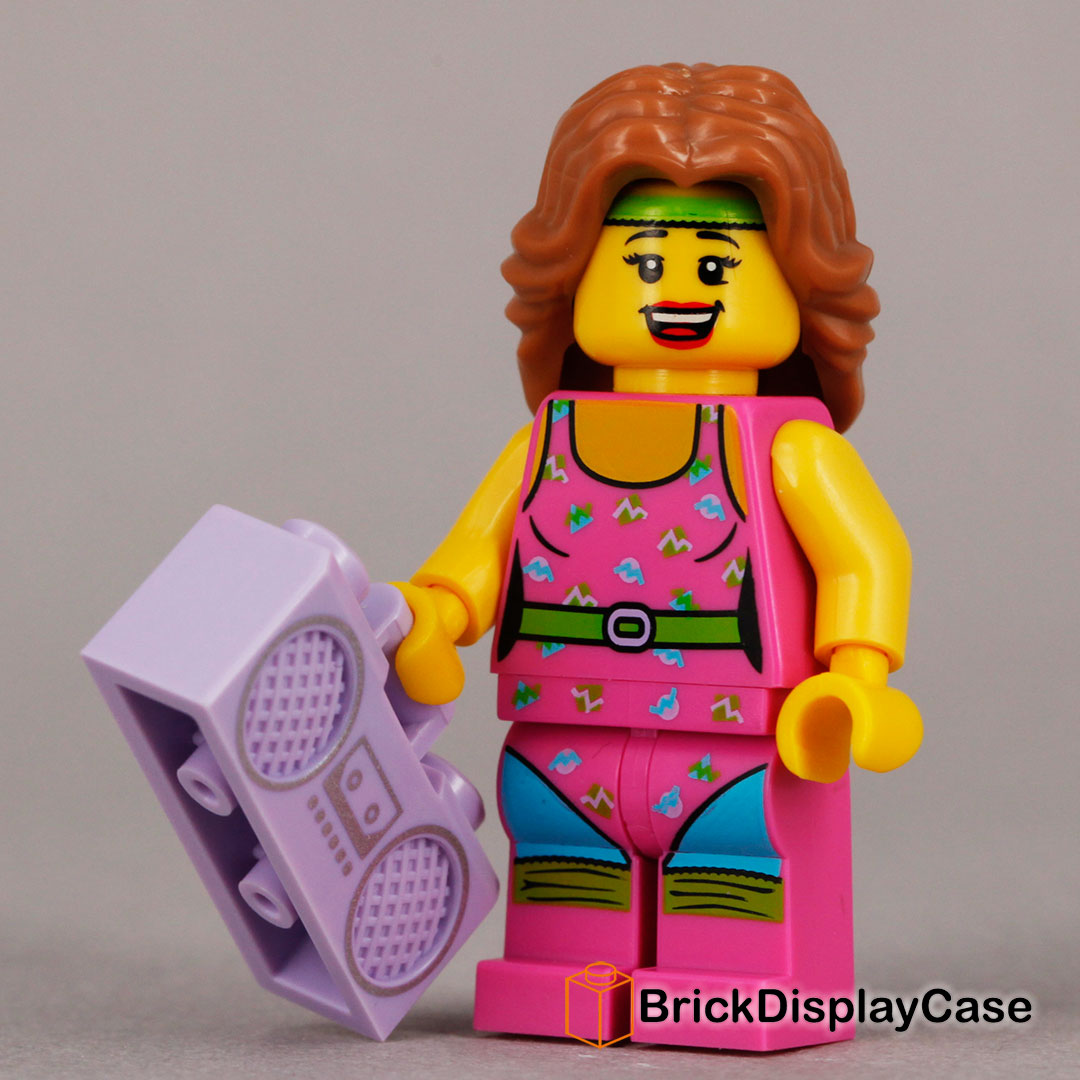 Fitness Instructor - 8805 Lego Minifigures Series 5