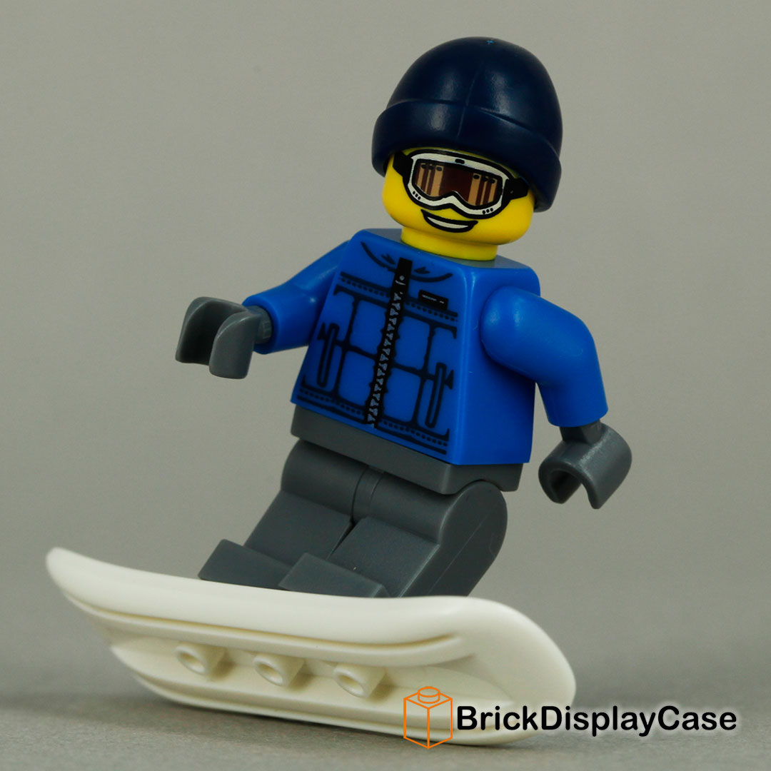 Snowboarder Guy - 8805 Lego Minifigures Series 5