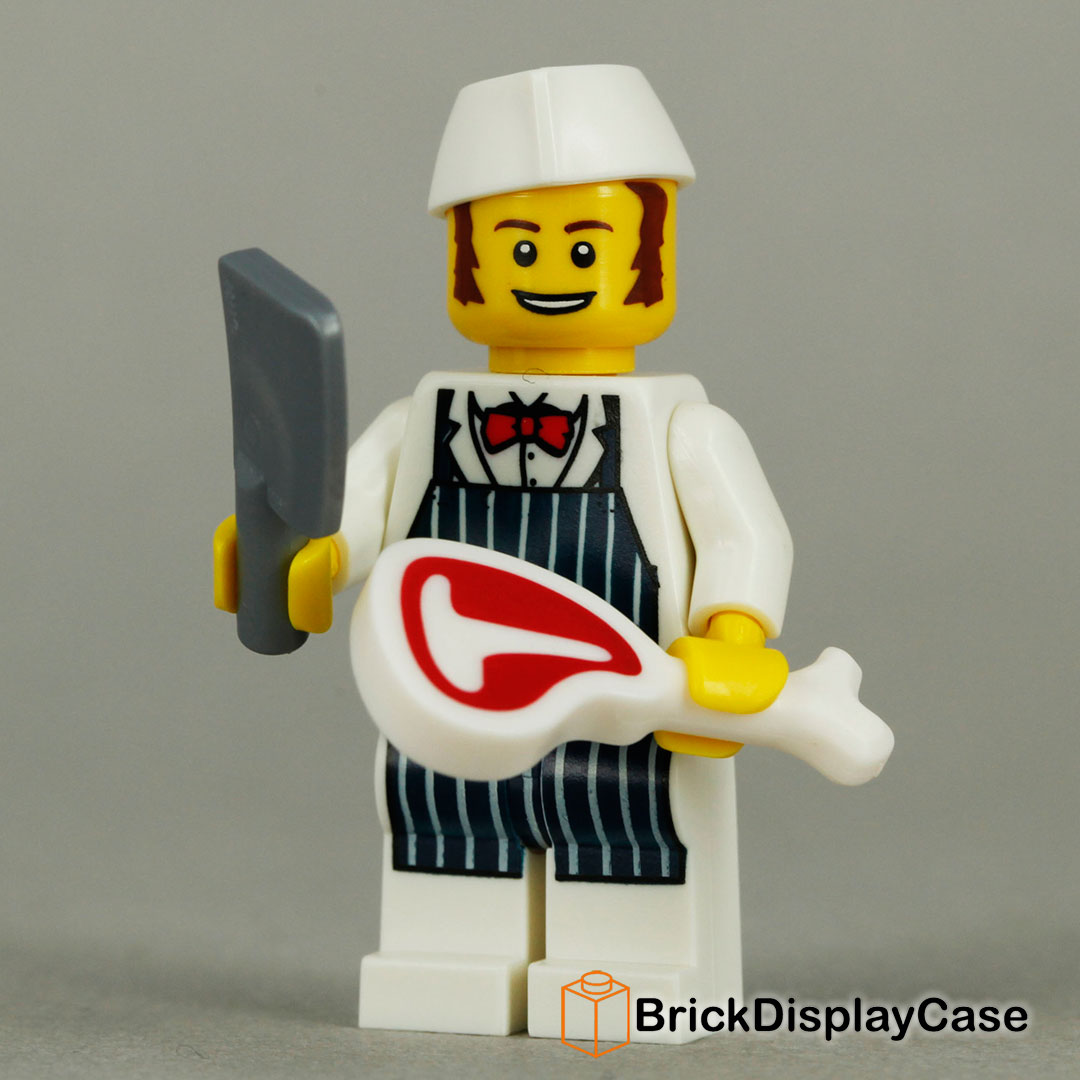 Butcher - 8827 Lego Minifigures Series 6