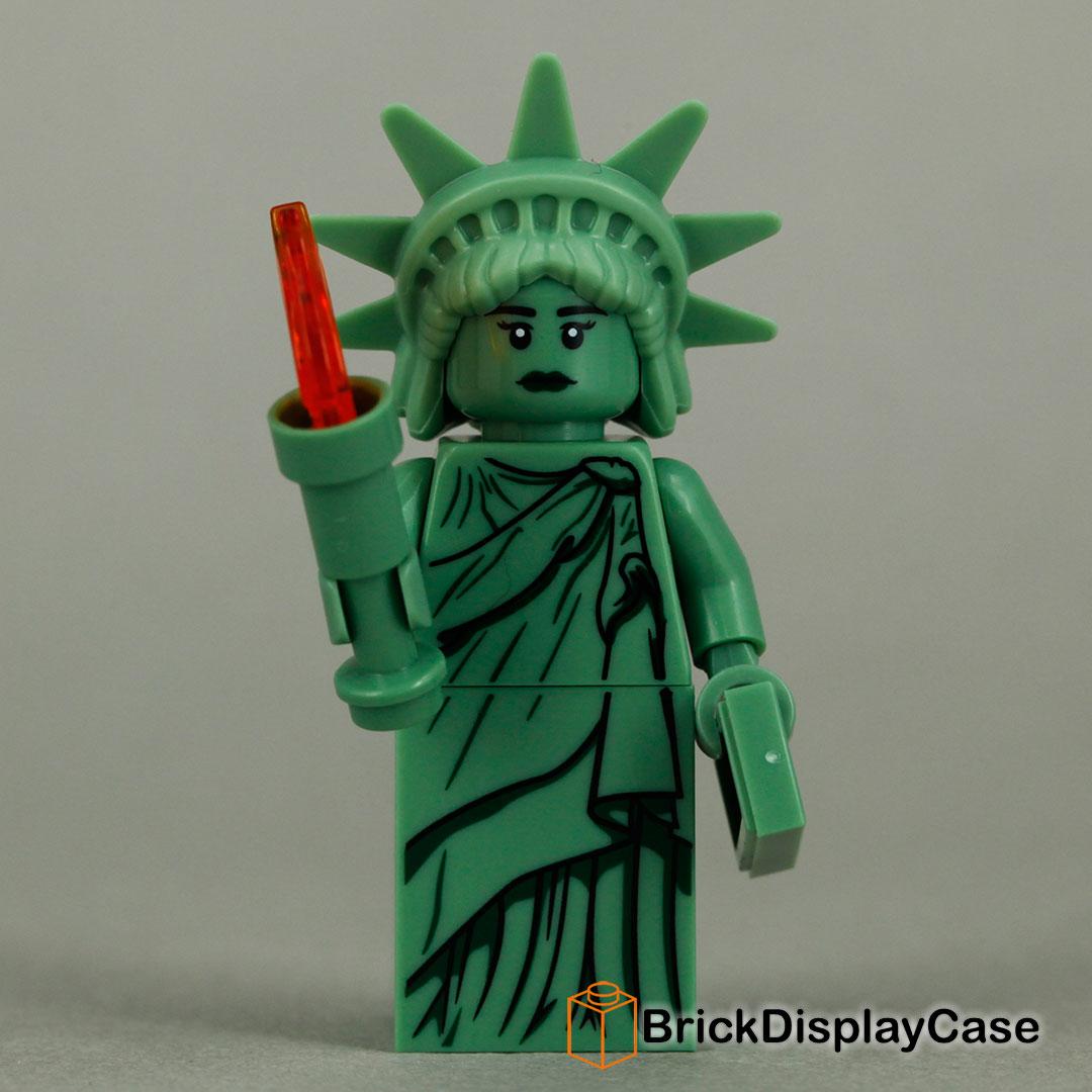 Lady Liberty Mini Figure Mini Figure Collection Series 6 LEGO 8827