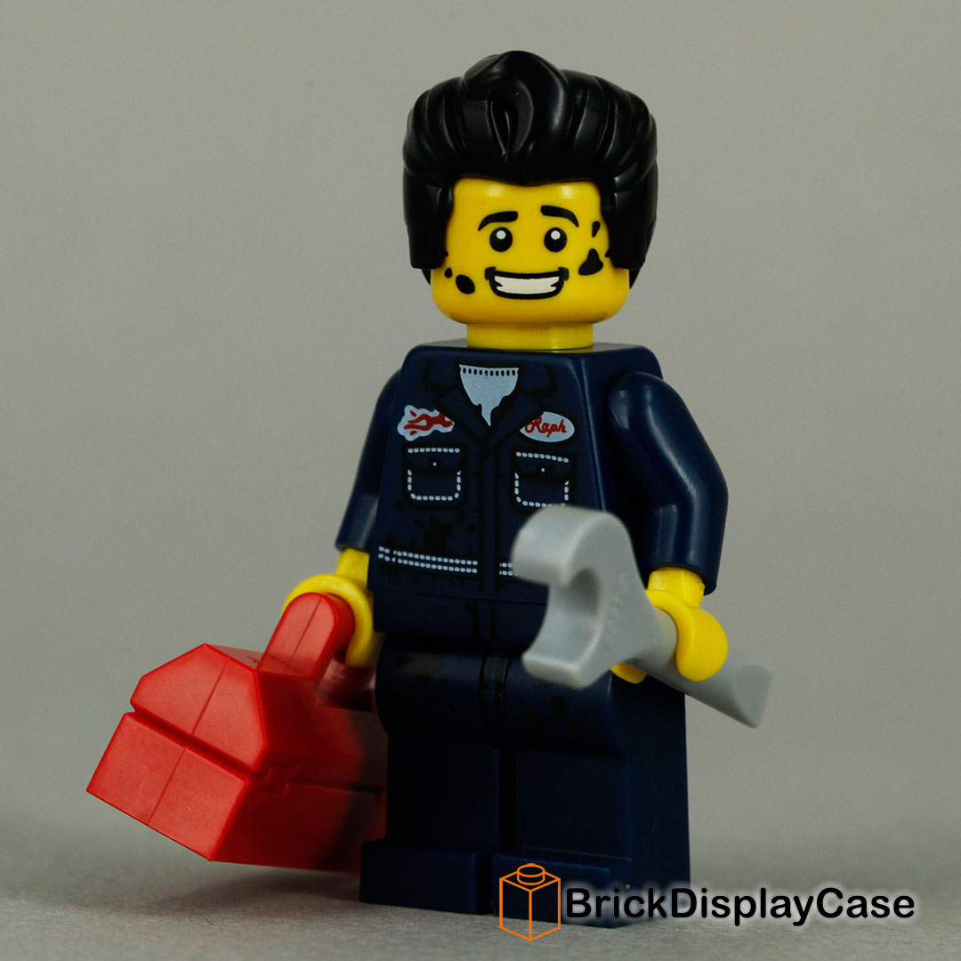 Mechanic - 8827 Lego Minifigures Series 6