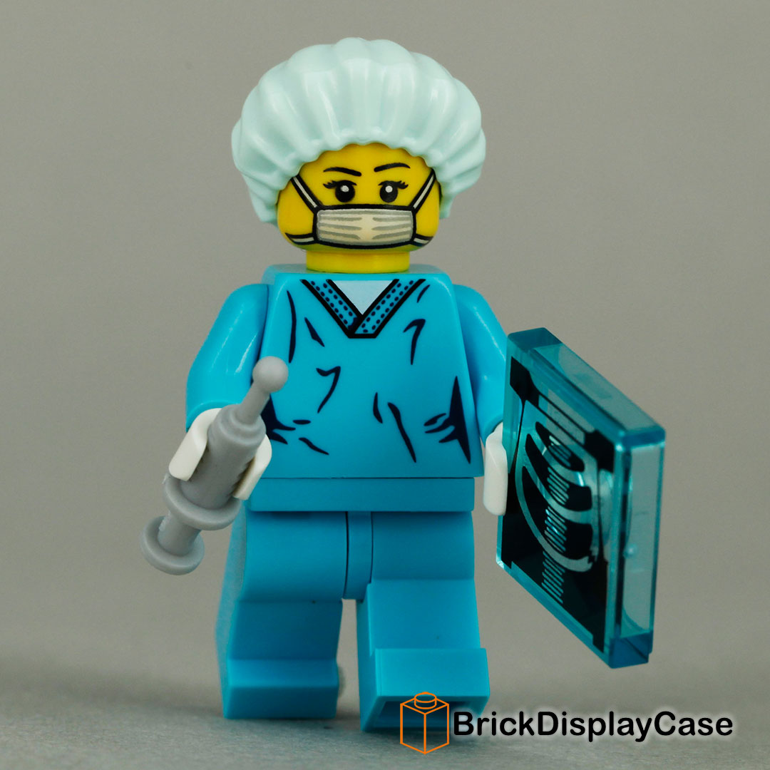 Lego 8827 Series 6 Minifigures No 11 Surgeon New in Opened Package