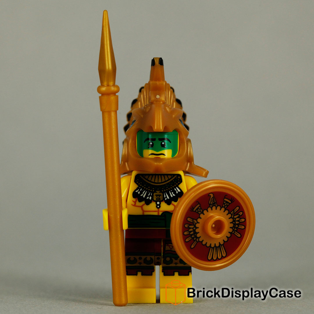 Aztec Warrior - 8831 Lego Minifigures Series 7