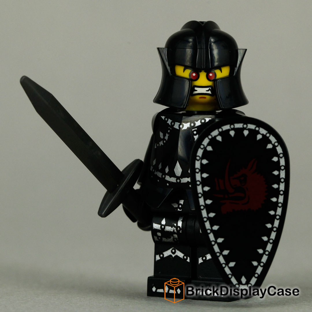 Evil Knight - 8831 Lego Minifigures Series 7