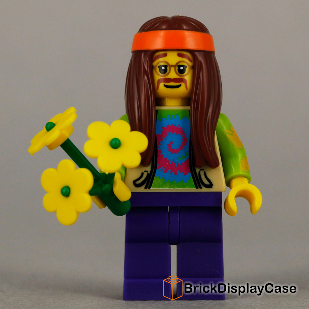 Hippie - 8831 Lego Minifigures Series 7
