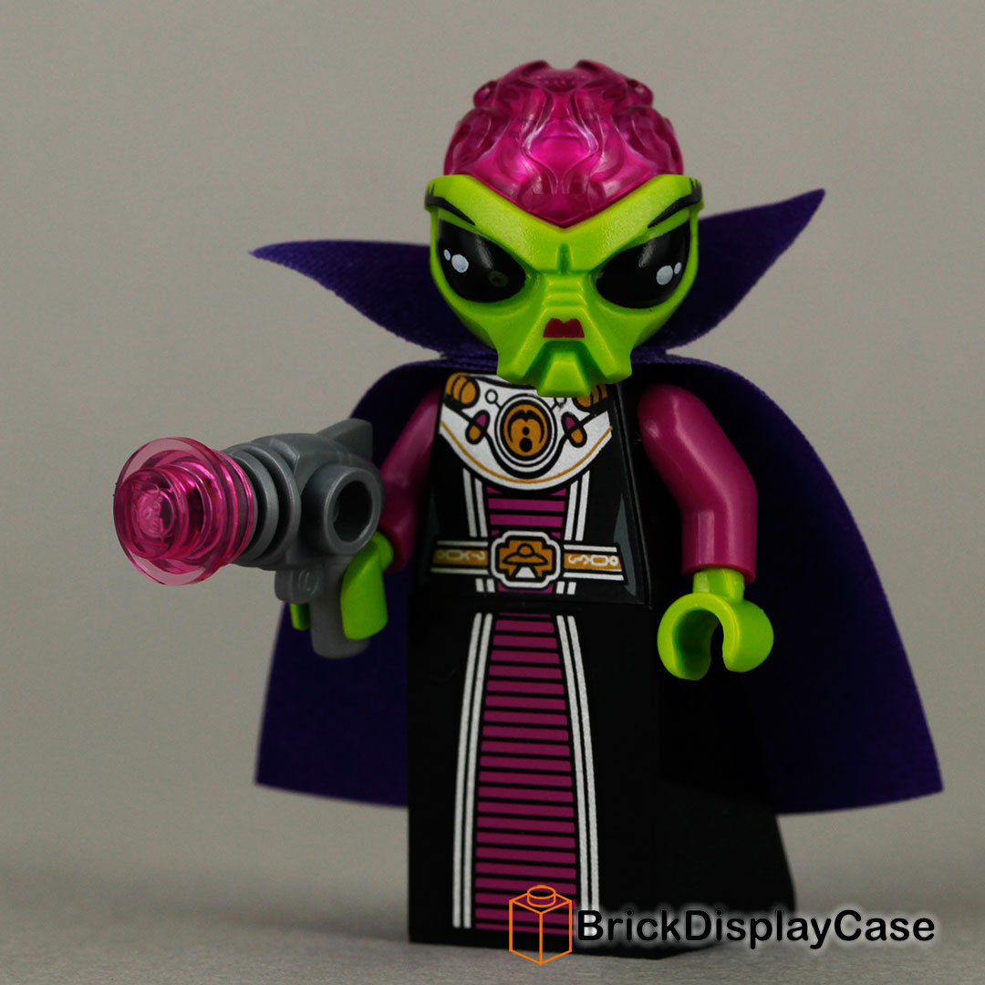 Alien Villainess - 8833 Lego Minifigures Series 8