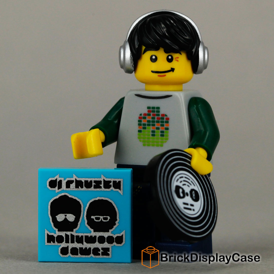 NEW LEGO MINIFIGURES SERIES 8 8833 DJ