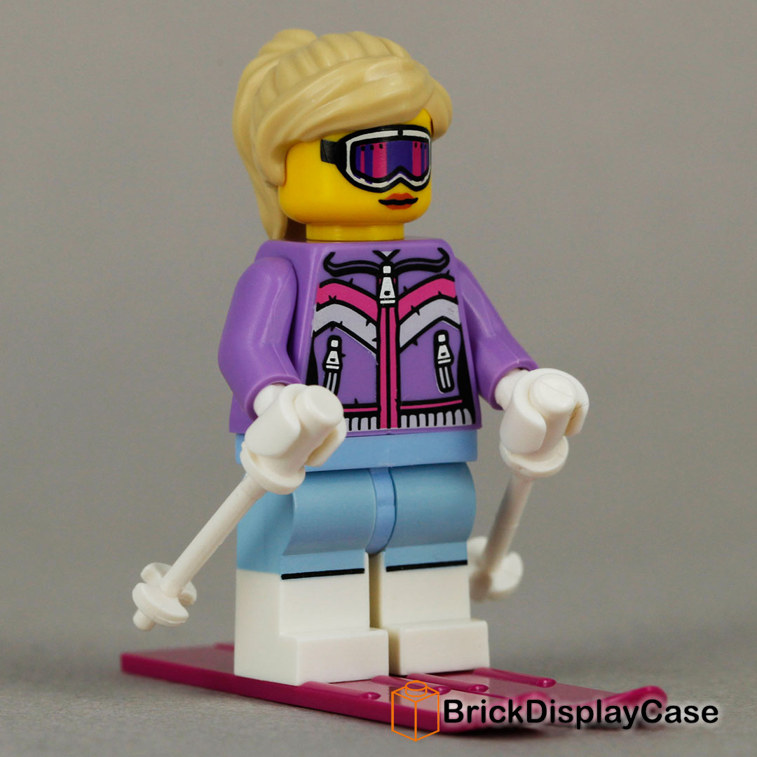 Downhill Skier - 8833 Lego Minifigures Series 8