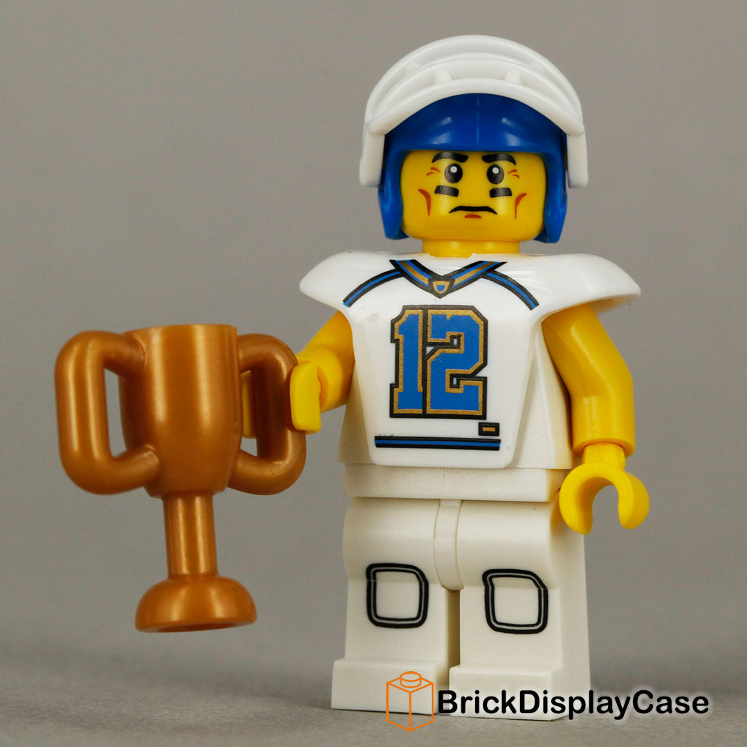 Football Player - 8833 Lego Minifigures Series 8