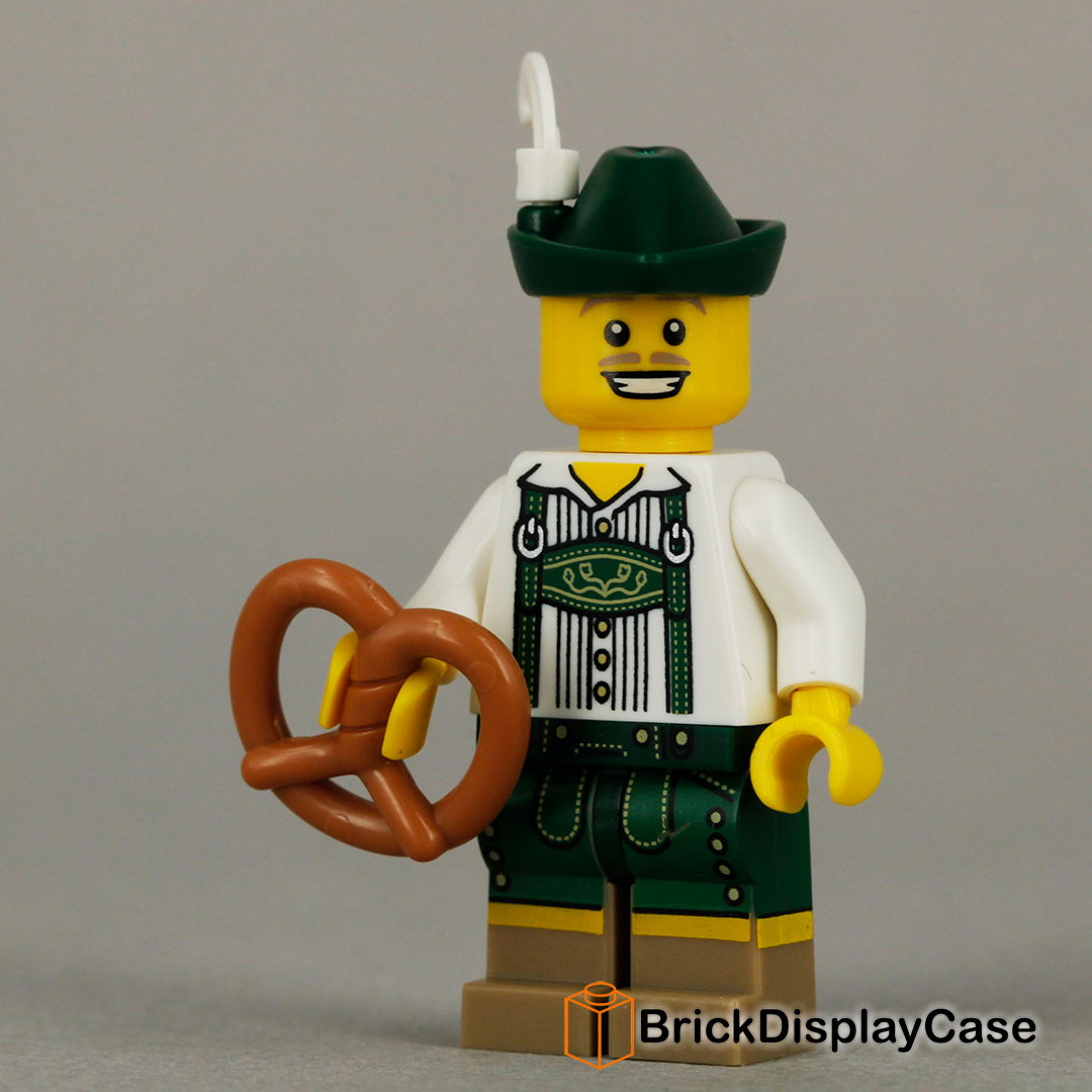 Lederhosen Guy - 8833 Lego Minifigures Series 8