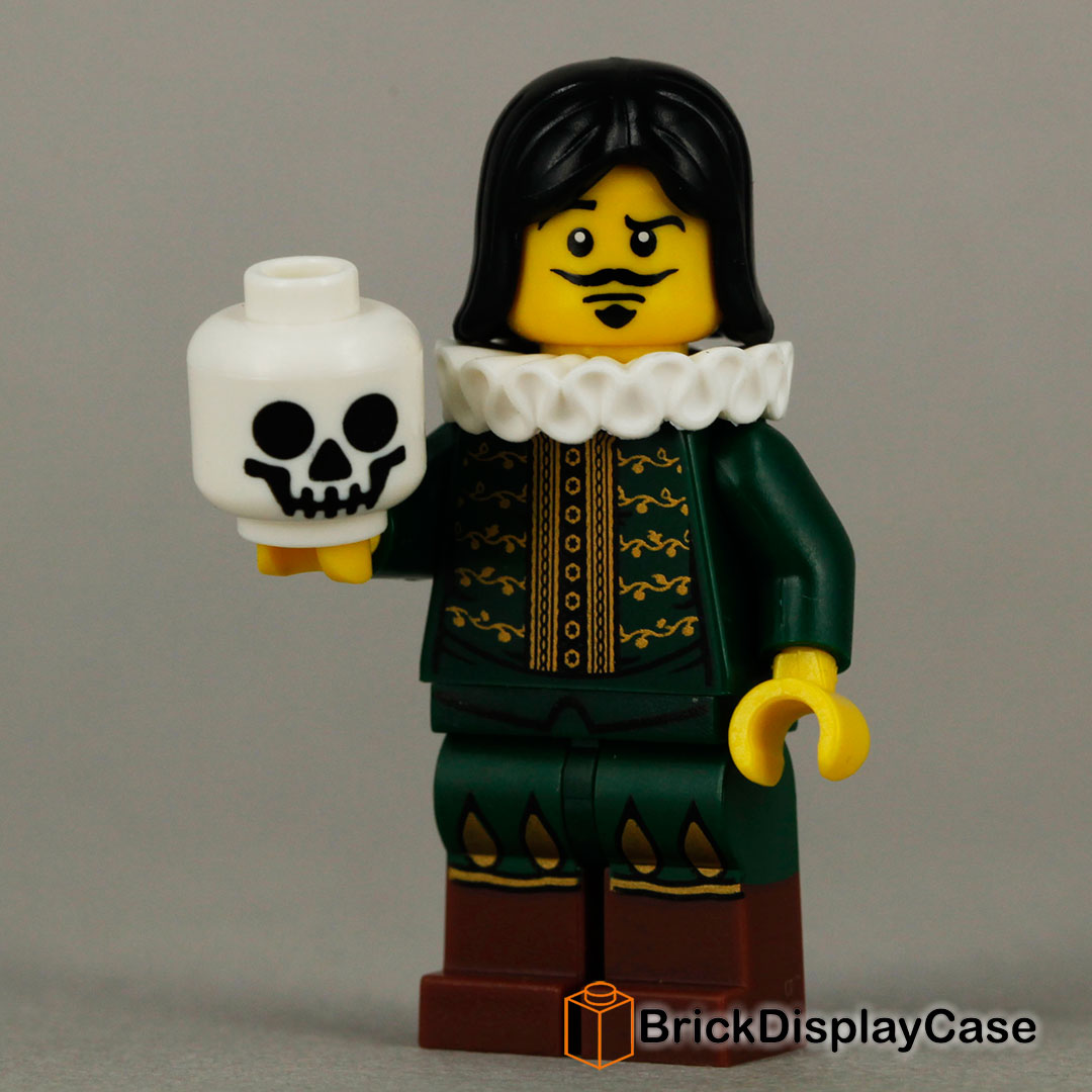 The Thespian - 8833 Lego Minifigures Series 8