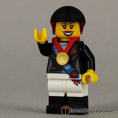 Horseback Rider - 8909 Team GB Lego Minifigures Olympic Series