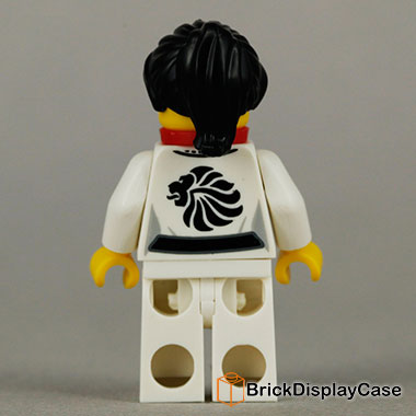 Judo Fighter - 8909 Team GB Lego Minifigures Olympic Series