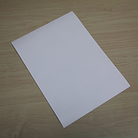 A4 Size Blank Label Sheet