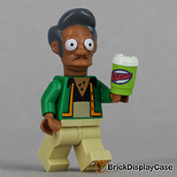 Apu Nahasapeemapetilon - 71005 Lego Simpsons Minifigures Series