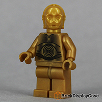 C-3PO - Star Wars Episode I - Lego Minifigure