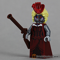 Calamity Drone - The Lego Movie 2014 - 71004 Minifigures Series