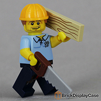Carpenter - 71008 Lego Minifigures Series 13
