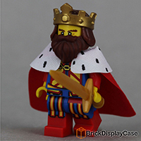 Classic King - 71008 Lego Minifigures Series 13
