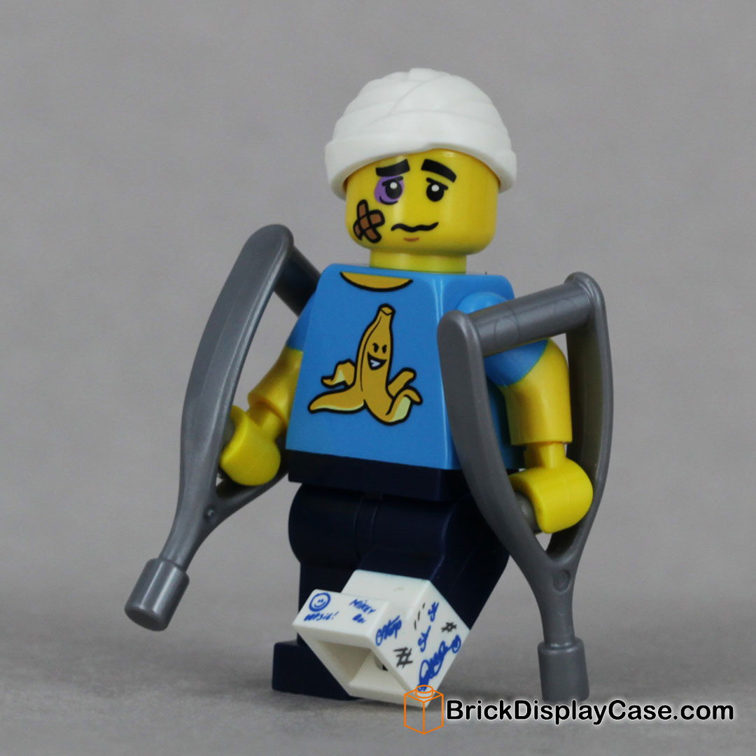 Minifigure Series 15 CLUMSY GUY Lego 71011