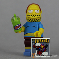 Comic Book Guy - 71009 Lego Simpsons Minifigures Series 2