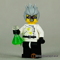 Crazy Scientist - 8804 Lego Minifigures Series 4