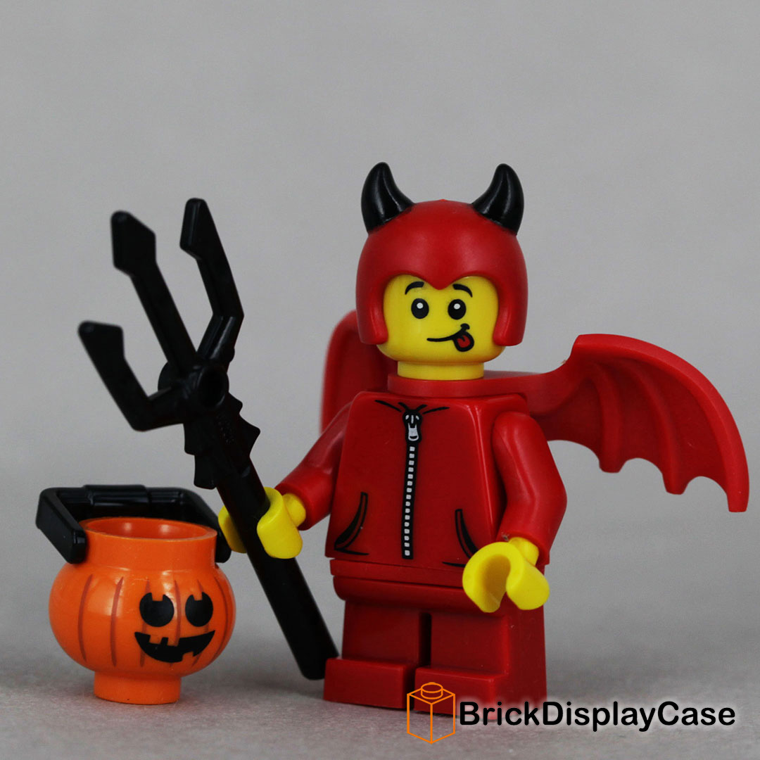 Cute Little Devil - 71013 Lego Minifigures Series 16