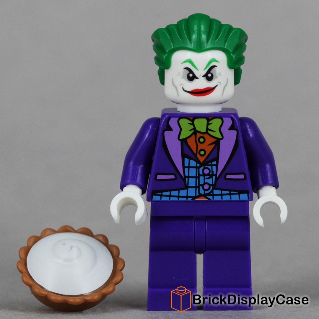 The Joker - DC - Lego 76035 Minifigure