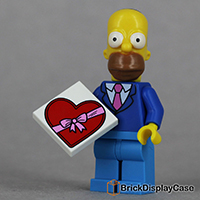 Date Night Homer - 71009 Lego Simpsons Minifigures Series 2