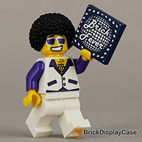 Disco Dude - 8684 Lego Minifigures Series 2