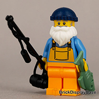 Fisherman - 8803 Lego Minifigures Series 3