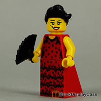 Flamenco Dancer - 8827 Lego Minifigures Series 6