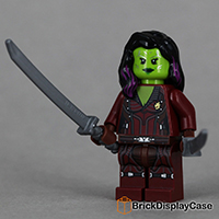Gamora - Guardians of the Galaxy - Lego 76021 Minifigure