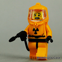 Hazmat Guy - 8804 Lego Minifigures Series 4