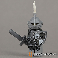 Heroic Knight - 71000 Lego Minifigures Series 9