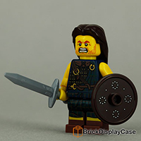 Highland Battler - 8827 Lego Minifigures Series 6